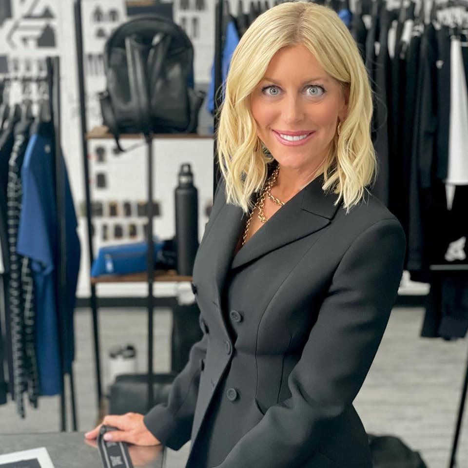 Photo of Renee Parsons, President and Executive Creative Director, PXG Apparel