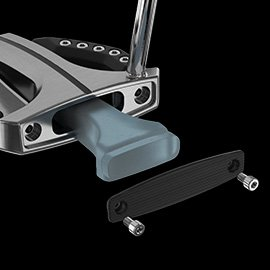 PXG unveils 11 milled insert putters with TPE technology