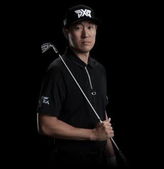 James Hahn plays PXG