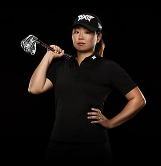 Mina Harigae plays PXG