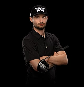 Kyle Stanley plays PXG