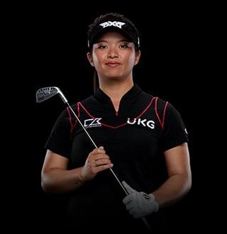 Megan Khang plays PXG