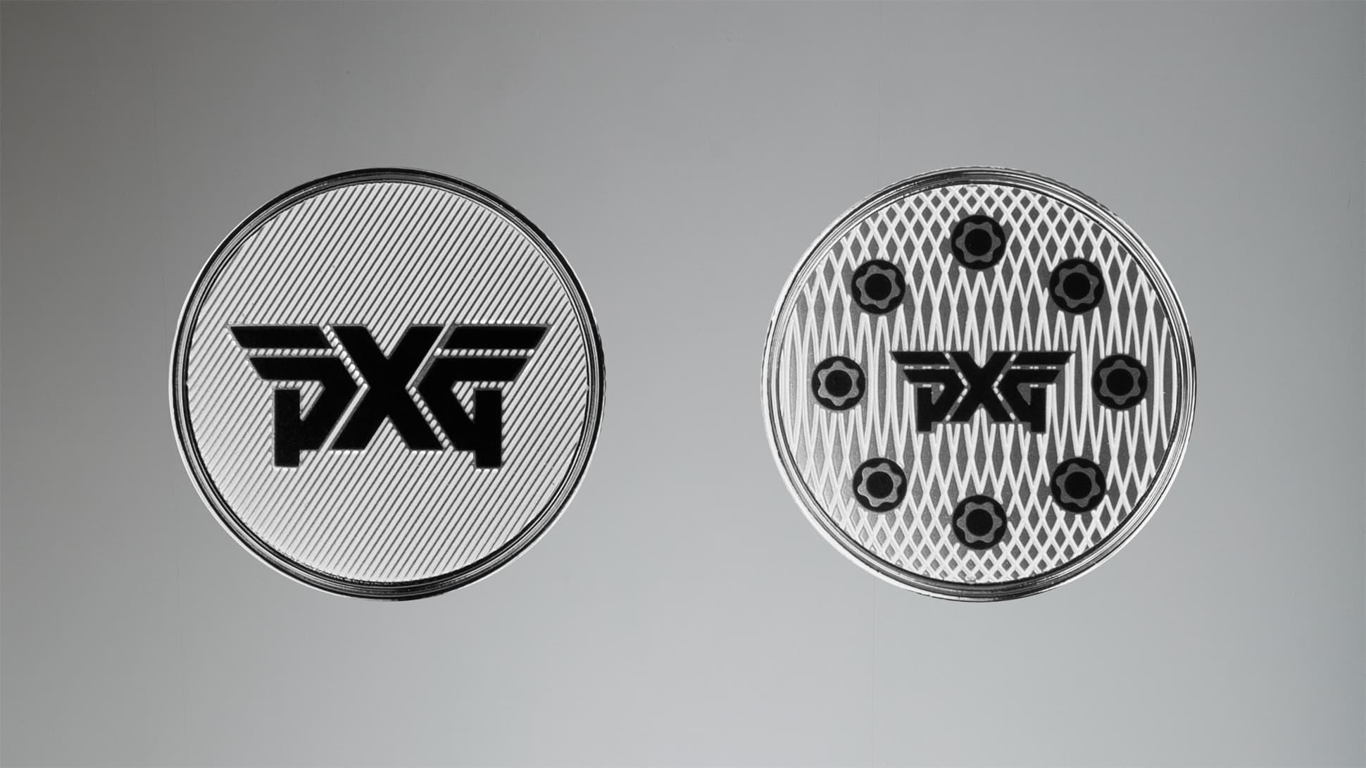 Milled Logo Ball Marker Image 1