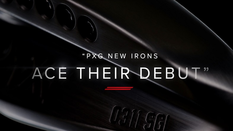 PXG 0311 GEN2 IRONS - ACE THEIR DEBUT