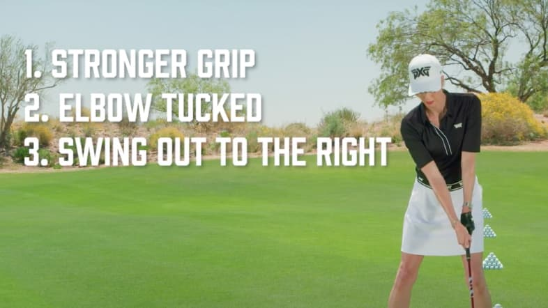 How to Hit a Draw: Anna Rawson Shares Her PXG Driver Technique