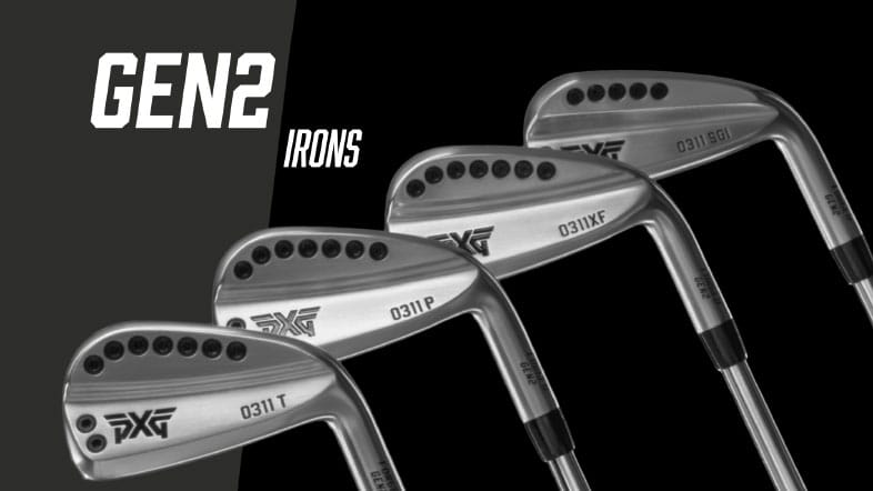 PXG 0311 GEN2 Irons Technology