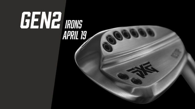 PXG 0311 GEN2 Irons