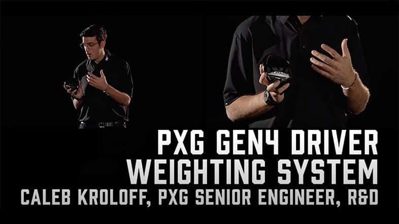 Understanding PXG's GEN4 Driver Weighting System. How to Adjust Your PXG Driver