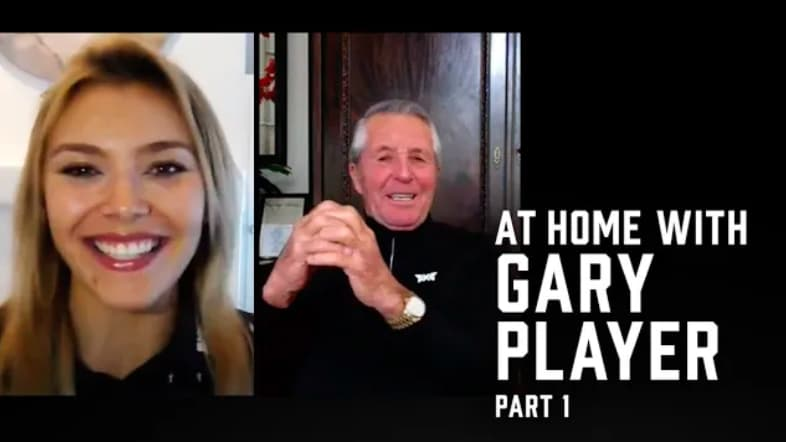 Golf Advice From Gary Player – Learn To Waltz!