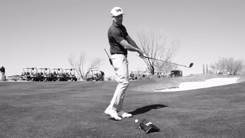 Andrew Kegarise : The Right Energy Source For Pitch Shots