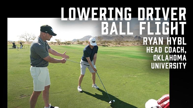 Lowering Driver Ball Flight