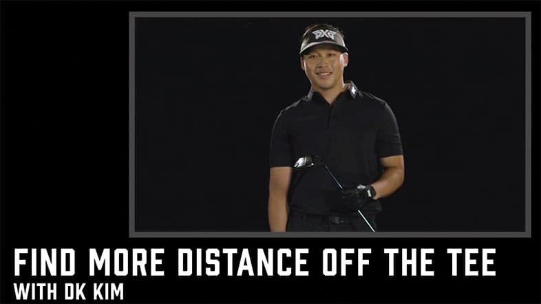 Find More Distance Off the Tee