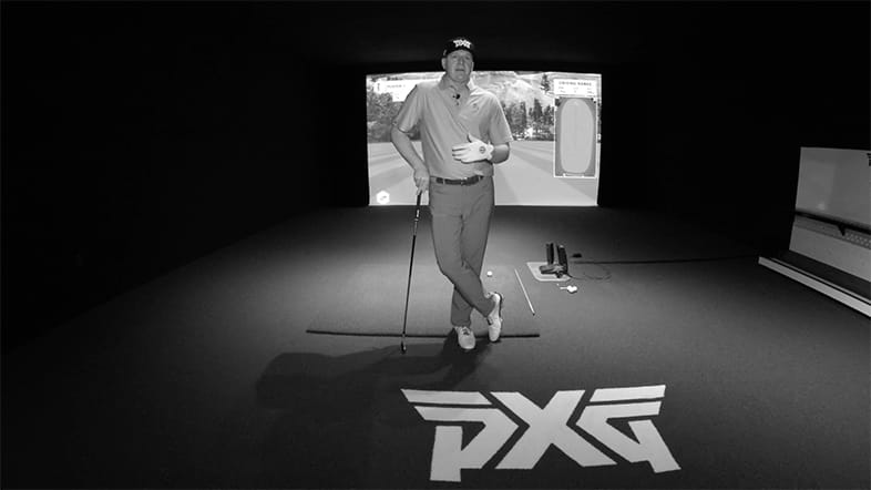 Grant Sturgeon: Hitting a PXG Driving Iron