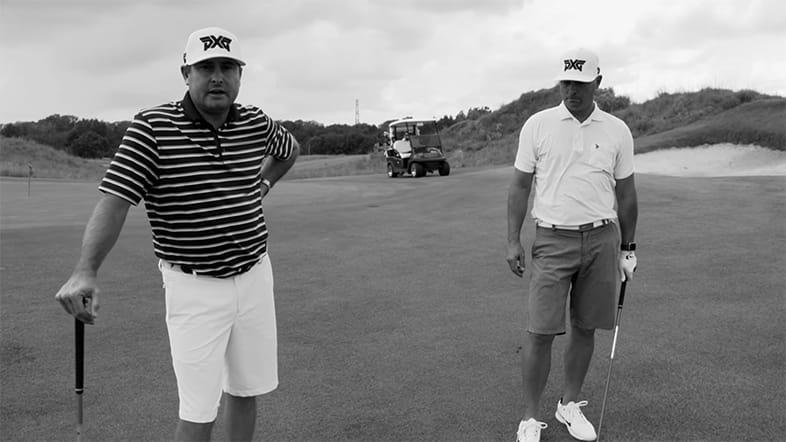 SMU Men's Golf Coach Jason Enloe: Punch Shot Execution