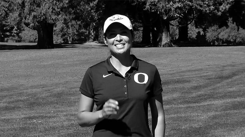 Oregon Women's Golf Coach Ria Scott: Improve Your Pitch Shots