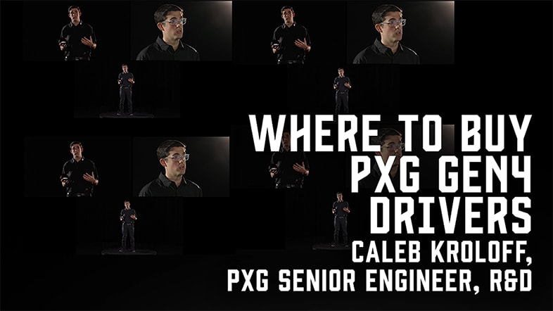 Where and How to Buy PXG GEN4 Drivers