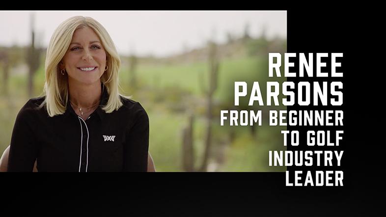 Renee Parsons: From Beginner Golfer to Golf Industry Leader
