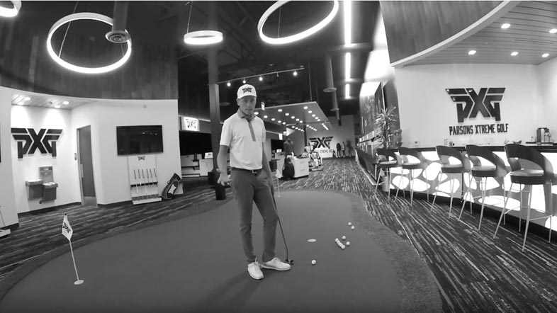 Ben Polland: Proper Putting Speed