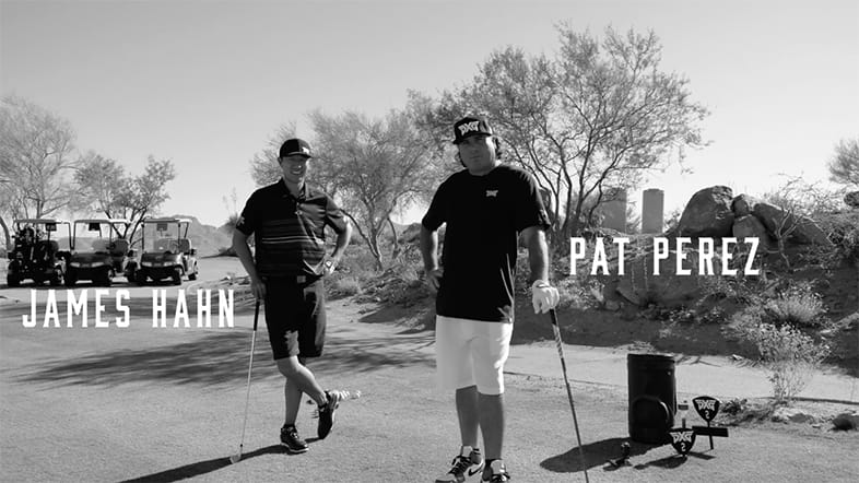 2017 PXG Christmas Target Challenge With Pat Perez and James Hahn