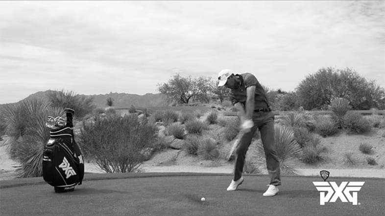 Charl Schwartzel Slow Motion Swing