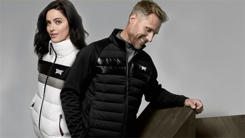 PXG Apparel Fall Winter 2019 Look Book