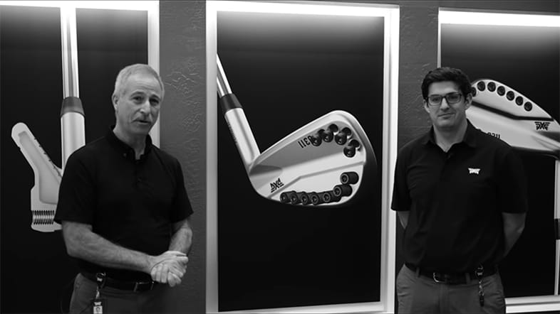 PXG Iron Perimeter Weighting and MOI