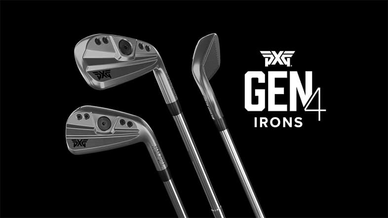 The Differences in PXG GEN4 Irons