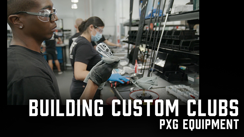 Behind the Scenes – Tour Our Build Shop to See How PXG Clubs Are Built