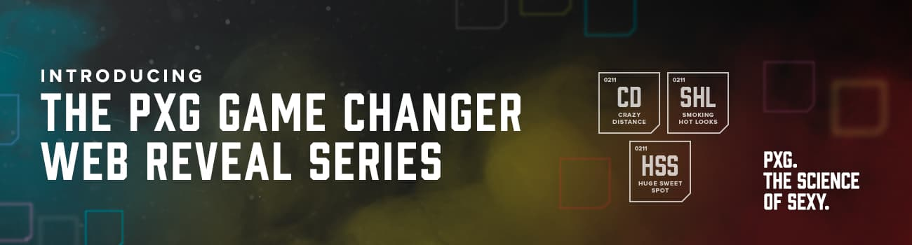 PXG banner graphic