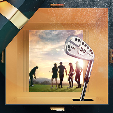 Day 13: Golfers on the course