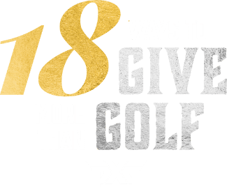 18 ways to give more than golf. PXG