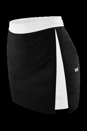 Buy Two-Tone Slit Skirt