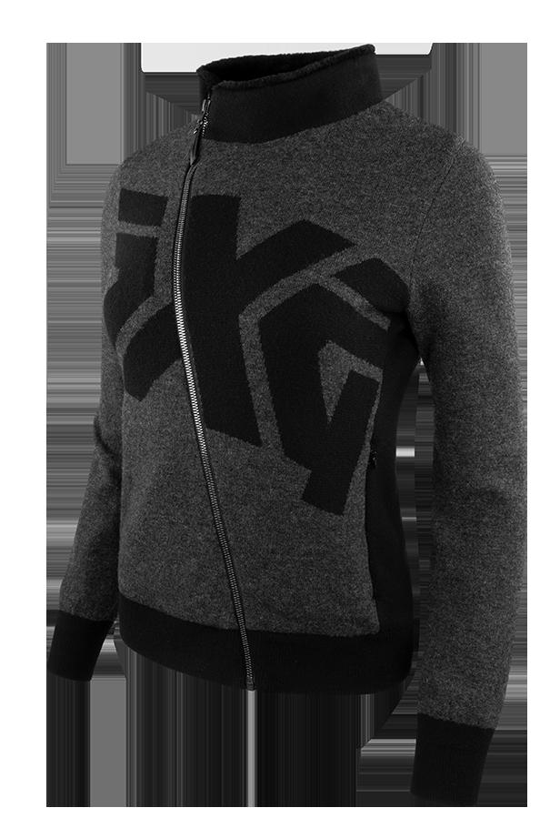 Buy Bold Logo Windproof Down Jacket