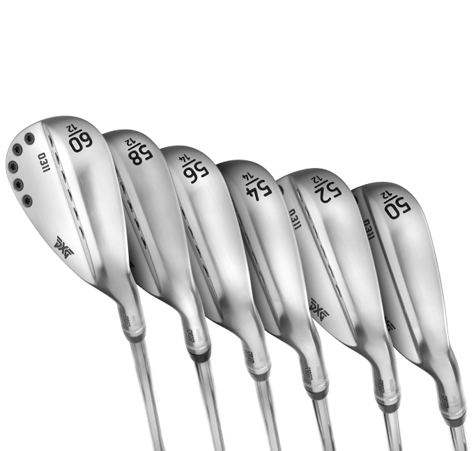 PXG 0311 FORGED WEDGES