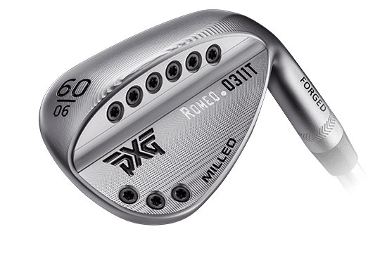 PXG 0311T Romeo Milled Wedge