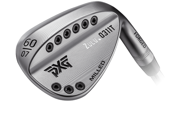 PXG 0311T Zulu Milled Wedge